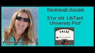 Christine Blasey Ford MUST be Believed!  MEE TOO!!!