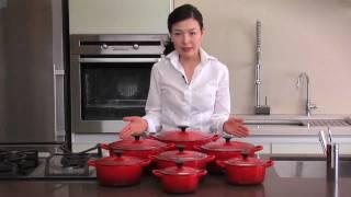 ル・クルーゼのお鍋の選び方