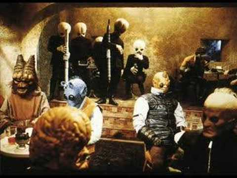 StarWars Cantina Theme Tune