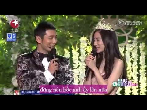 Huỳnh Hiểu Minh - Angela Baby (Chương trình mừng năm mới 2015 đài Đông Phương)