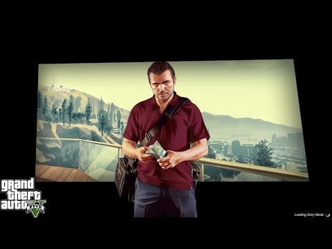 Grand Theft Auto V - On Intel HD Graphics 4600 Test