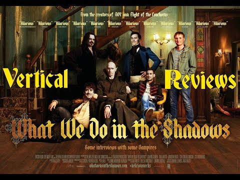 Vertical s  What We Do in the Shadows