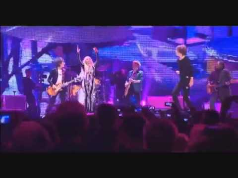 Lady Gaga and Rolling Stones 50th Anniversary