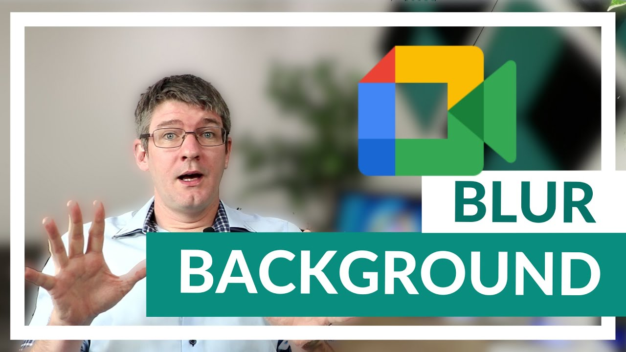 You can now set different or blurred backgrounds in Google Meet for ...