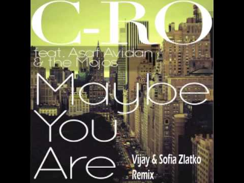 Asaf Avidan - Maybe You Are (Vijay & Sofia Zlatko Remix)