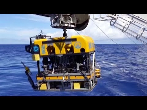 China's submersible breaks benthic sampling record