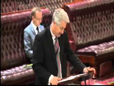 [Legislative Council] 2R - Terrorism (Police Powers) Amendment Bill 2015