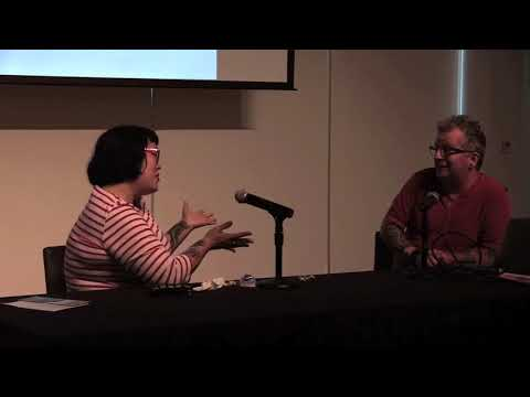 Laura Park interviewed by Jared Gardner at Columbus Museum of Art