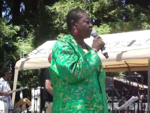 Calypso Rose live at 2012 Reggae On The River