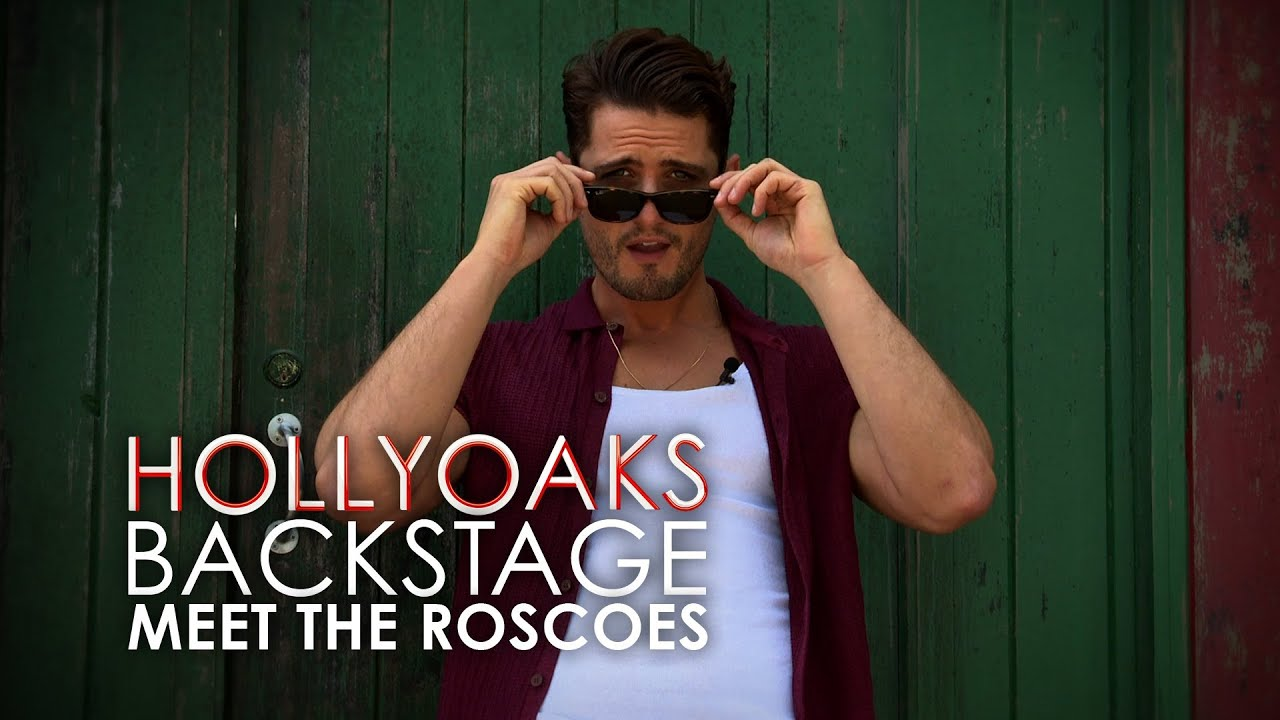 meet the roscoes hollyoaks 2016