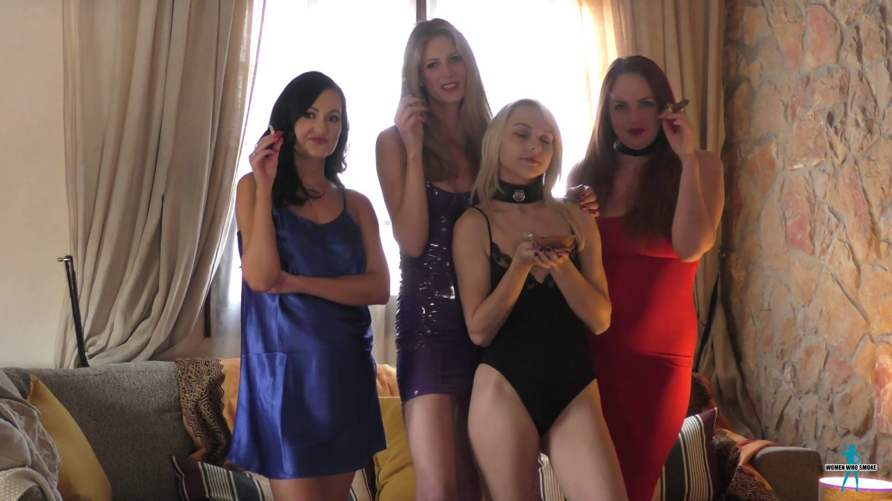 Welcome Video For Wwwwomenwhosmokecom - New And Exciting -5774