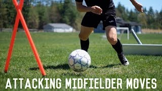 Escape Defenders Like Paulo Dybala | 5 Easy Turn Moves For Attacking Midfielders