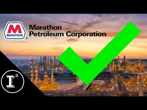 ✅ IS MARATHON PETROLEUM THE TOP ENERGY STOCK TO BUY NOW?