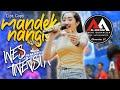 MANDEK NANGIS - INEZ TINENSIA | AA JAYA MUSIC VERSI NENG NONG