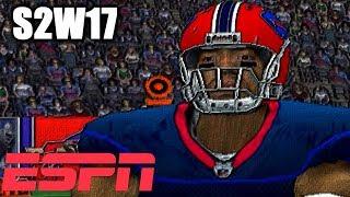 PLAYOFFS BILLS - ESPN NFL 2K5 BILLS FRANCHISE VS BROWNS - S2W17