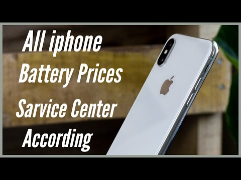 IPhone Battery Replacement Cost | Apple IPhone Battery Replacement Cost India