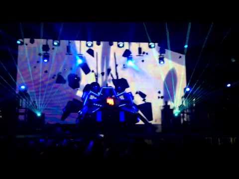 Skrillex Live @ Beachlife 2014