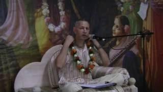 Необратимость времени (Е.М. Враджендра Кумар Прабху) - 13.09.2016