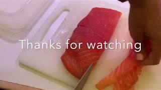 How to make Salmon Gravlax (Food Saadisfaction 13)