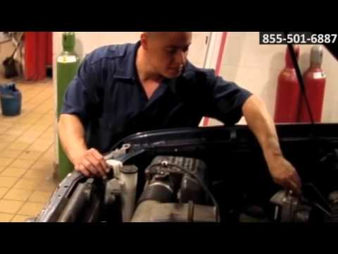 Nissan Transmission Leak Repair Fluid Flush Service