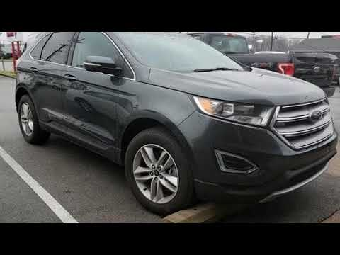 2015 Ford Edge 4dr SEL AWD in Louisville, KY 40219