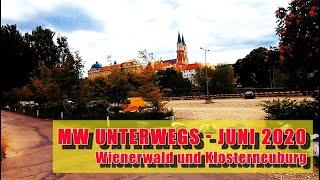 Radtour durch den Wienerwald nach Klosterneuburg