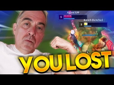 YOU LOST TO A BOOMER!!! - Trick2G
