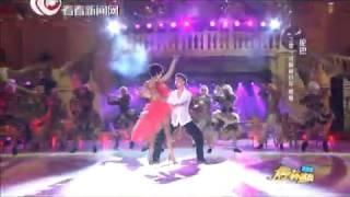 明星版舞林盛典春节特别节目:黄曼本色《美丽》