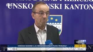 Gambar cover RTVUSK - Predstavljanje koncepta modernizacije vodnih usluga u BiH - 13 11 2019