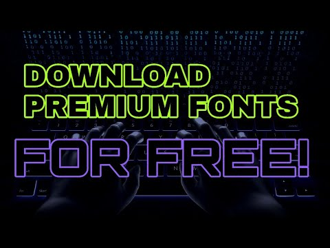 Download Any Premium Font For Free! [ 100% Working Method]