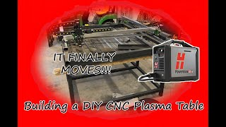 Assembling a DIY CNC PLASMA TABLE | HOW MUCH DOES IT COST