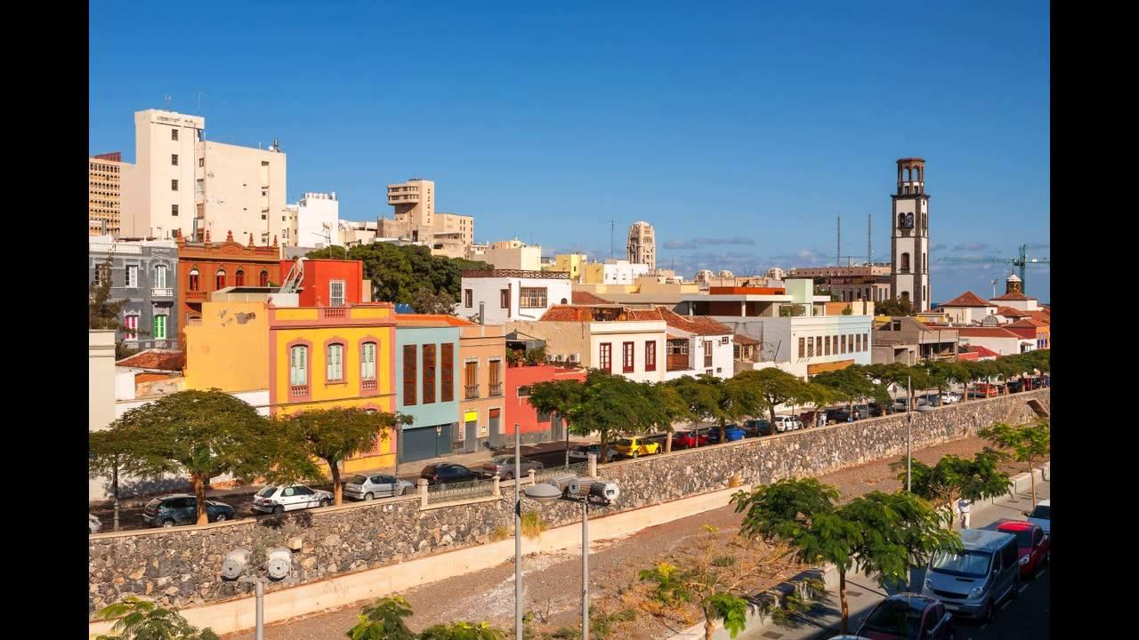 Puerto De La Cruz Spanien