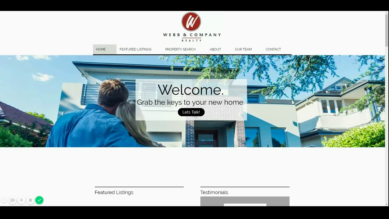 WIX Real Estate Site IDX Broker Setup