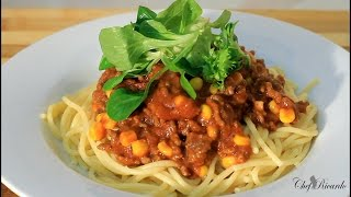 The Best Spaghetti Bolognese Dinner Times Recipes