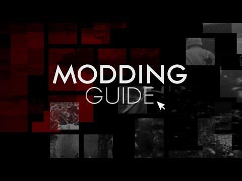 Sudden Strike 4 - Modding Tutorial - Basics [Episode 1]
