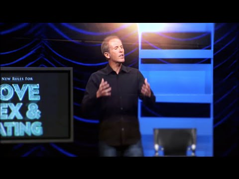 New Rules For Love, Sex, and Dating Small Group Bible Study by Andy Stanley - Session One