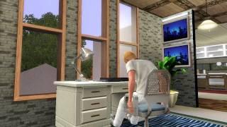 The Sims 3 house(ranch) building - Freedom Farm 50