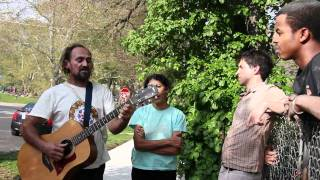 Song for Mumia from Brazil