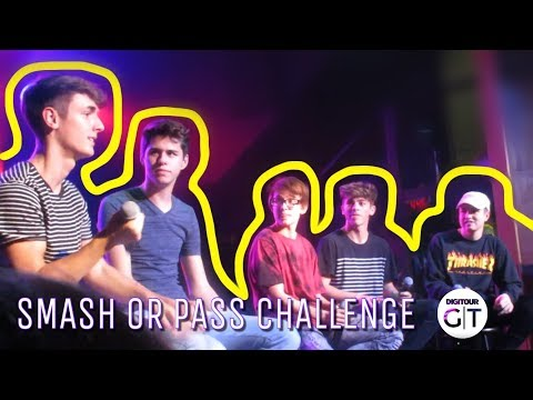 "Digi Tour Portland ""Good or Bad Time"" (Smash or Pass Challenge)"