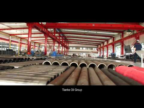 Tianhe Oil Group. Drilling Rigs Tools design, manufacture Rental Sale equipment  In Shanghai China