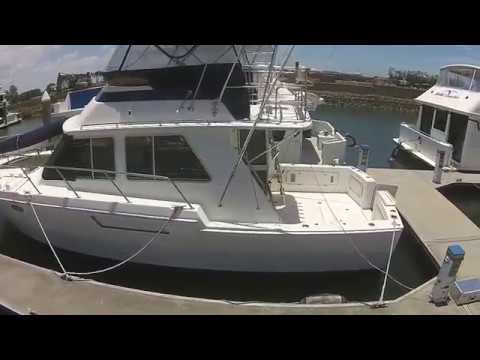 Precision 42 Game Boat, for sale, Action Boating, boat sales, Gold Coast, Queensland, Australia