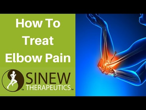 How To Treat Elbow Pain and Speed Recovery