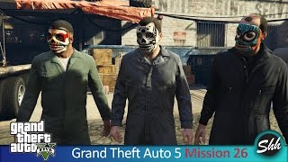 GTA 5 Mission Blitz Play Part 2 Gameplay PC Walkthrough No Commentary