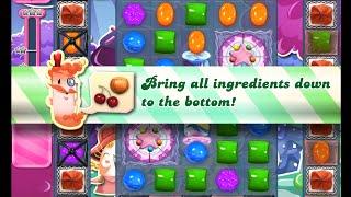 Candy Crush Saga Level 1247 walkthrough (no boosters)