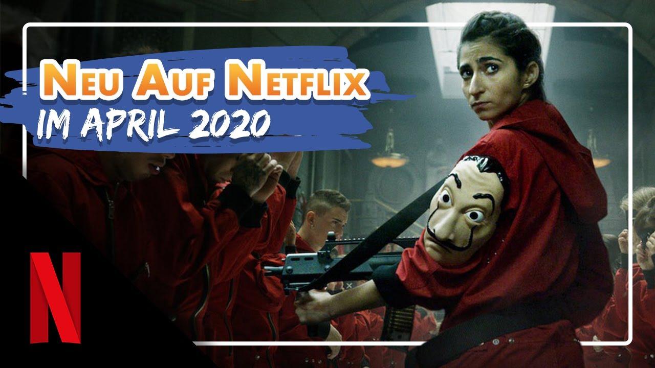 Netflix Neu April