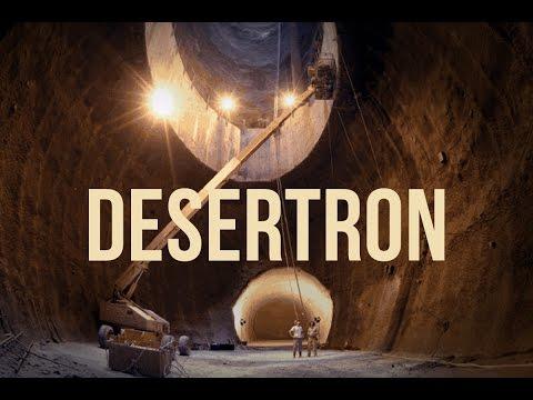 Superconducting Super Collider aka the Desertron | 100 Wonders | Atlas Obscura