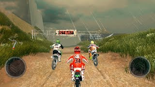 RiderSkills - freeride motocross simulation game - Gameplay Android games