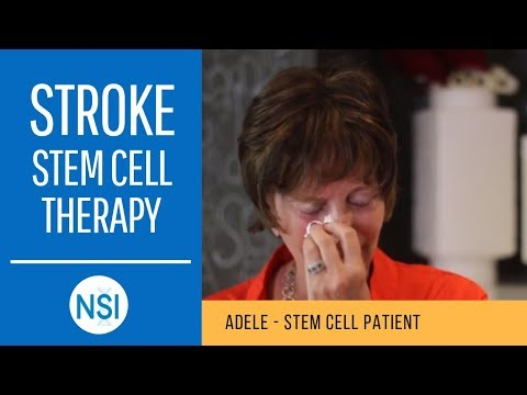 Stem Cell Therapy to Treat a Stroke | NSI Stem Cell Patient