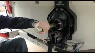 Gimbal Bearing Removal and Replacement by Mallory Marine - iboats.com