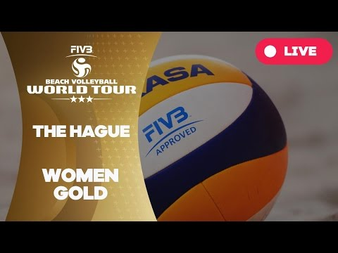 The Hague 3-Star 2017 - Women Gold - Beach Volleyball World Tour